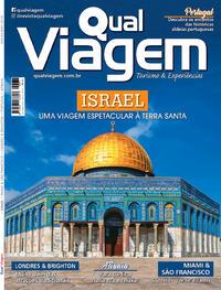 Capa da revista Qual Viagem 07/11/2019
