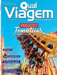 Capa Revista Qual Viagem