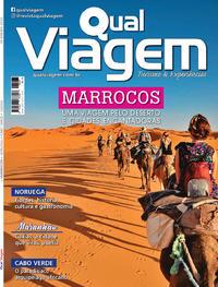 Capa da revista Qual Viagem 05/03/2020