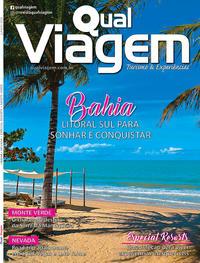 Capa da revista Qual Viagem 05/06/2020