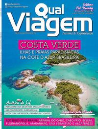 Capa da revista Qual Viagem 05/07/2020