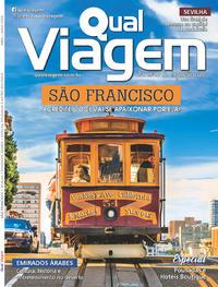 Capa da revista Qual Viagem 13/04/2020