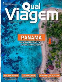 Capa da revista Qual Viagem 05/07/2021