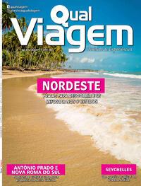 Capa da revista Qual Viagem 05/09/2021