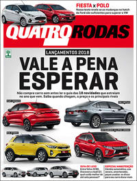 Capa Quatro Rodas 2017-12-01