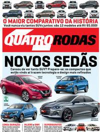 Capa Revista Quatro Rodas 01/05/2019