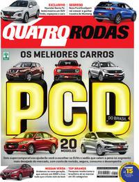 Capa Revista Quatro Rodas