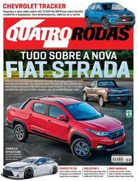 Capa da revista Quatro Rodas 01/04/2020