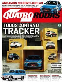Capa da revista Quatro Rodas 01/05/2020