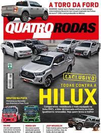 Capa da revista Quatro Rodas 01/02/2021
