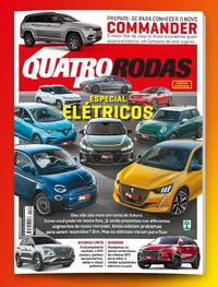 Capa da revista Quatro Rodas 01/09/2021
