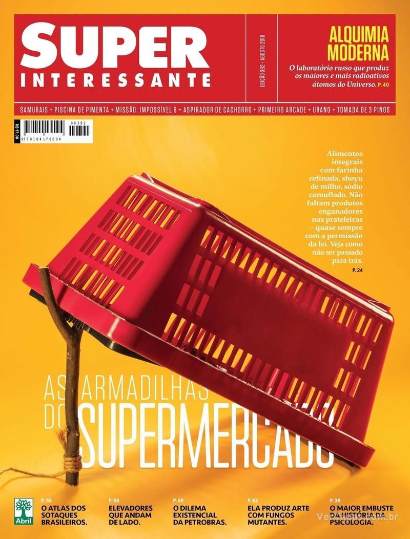 Capa Super Interessante 2018-08-01