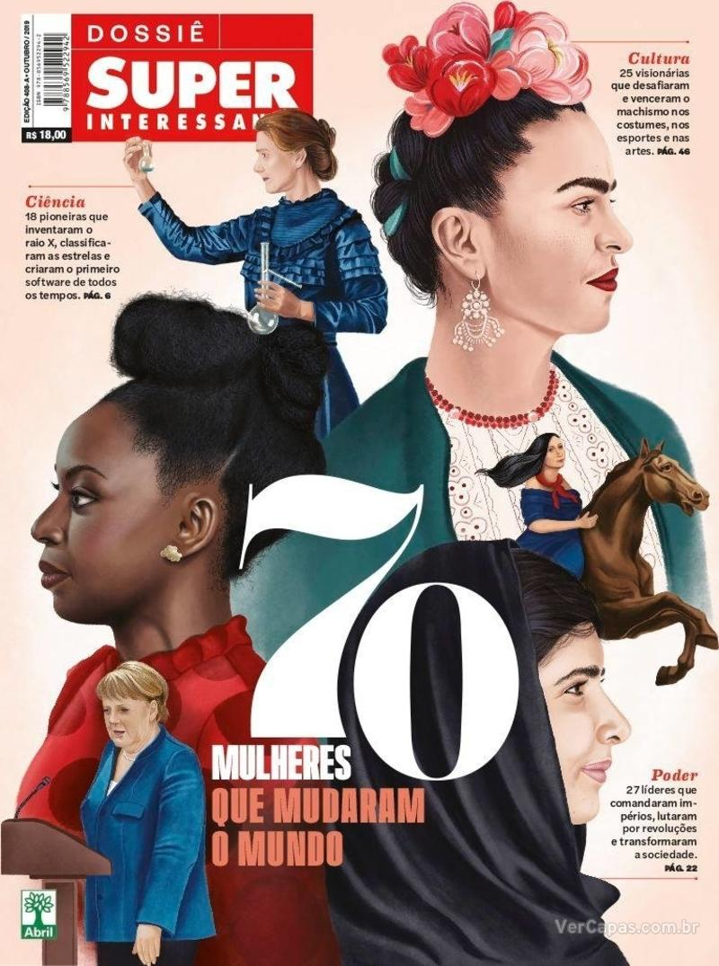 Capa revista Super Interessante 15/10/2019