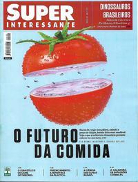 Capa Revista Super Interessante 01/05/2019