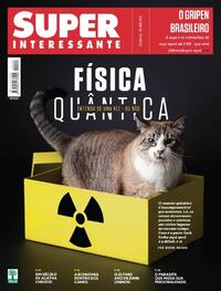 Capa da revista Super Interessante 01/10/2020