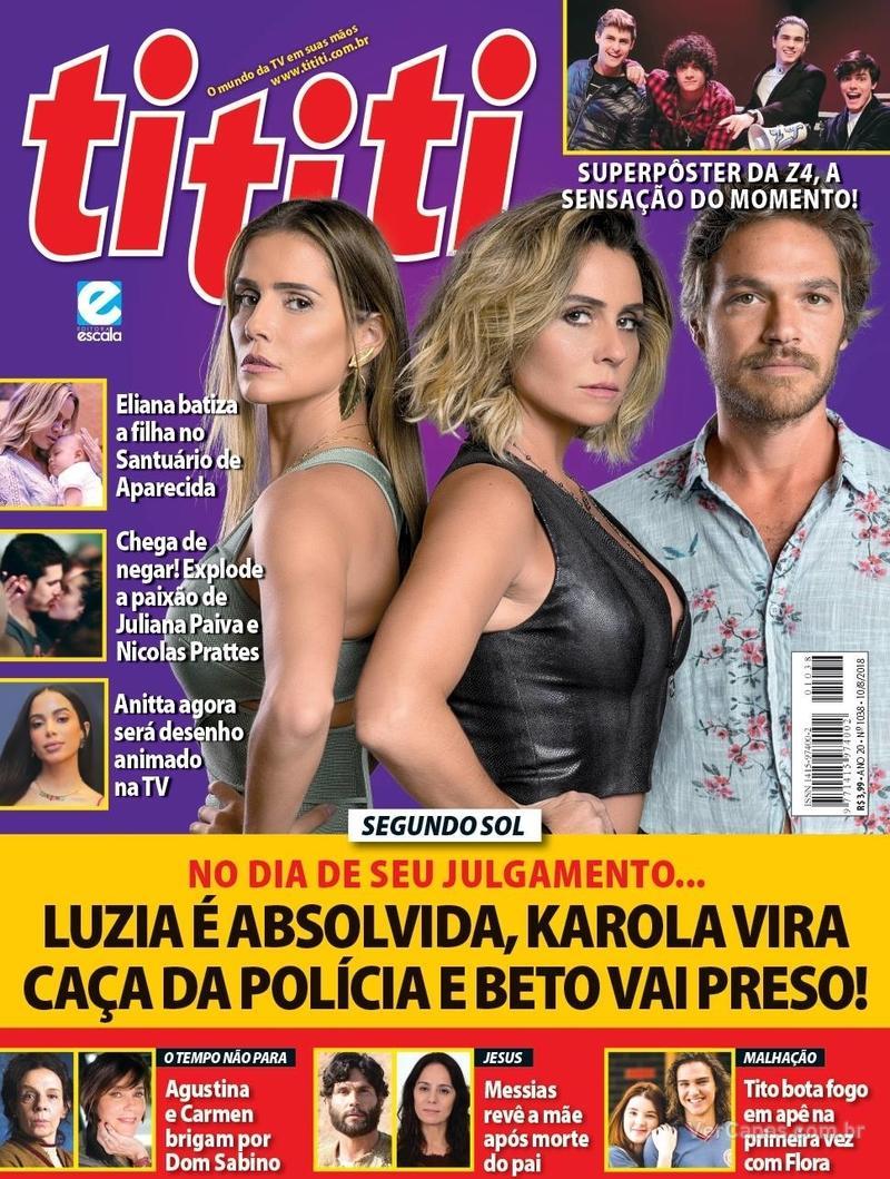 Capa Tititi 2018-08-08
