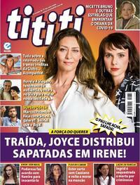 Capa da revista Tititi 02/12/2020