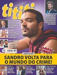 Capa Revista Tititi