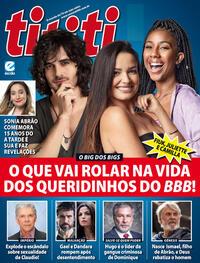 Capa da revista Tititi 05/05/2021