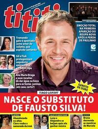Capa da revista Tititi 16/06/2021
