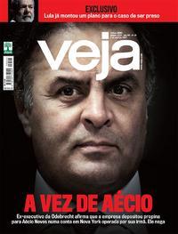 Capa da revista Veja 01/04/2017