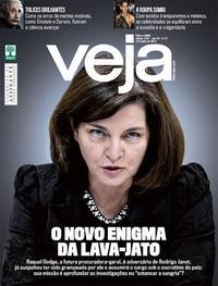 Capa da revista Veja 01/07/2017