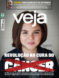 Capa da revista Veja 02/09/2017