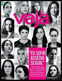 Capa da revista Veja 08/04/2017