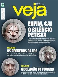 Capa da revista Veja 09/09/2017
