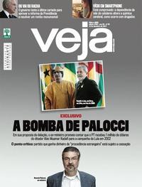 Capa Veja 2017-12-09