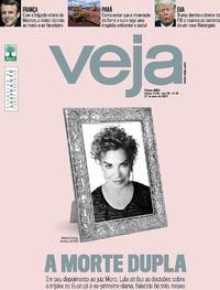Capa da revista Veja 13/05/2017