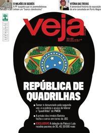 Capa da revista Veja 16/09/2017