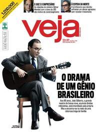 Capa da revista Veja 16/12/2017