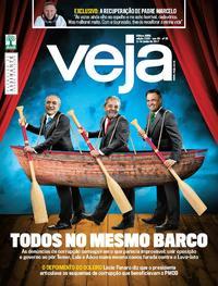 Capa da revista Veja 17/06/2017