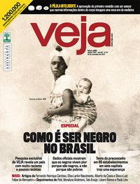 Capa Veja 2017-11-18