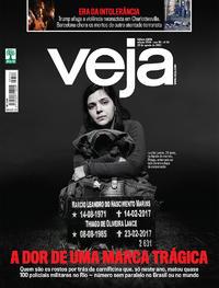 Capa da revista Veja 19/08/2017