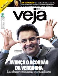Capa da revista Veja 21/10/2017