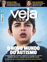 Capa da revista Veja 22/07/2017