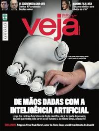 Capa da revista Veja 23/09/2017