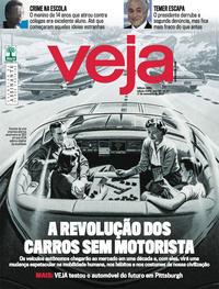 Capa da revista Veja 28/10/2017