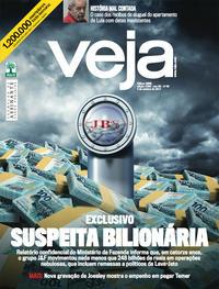 Capa da revista Veja 30/09/2017
