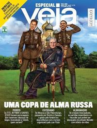 Capa da revista Veja 09/06/2018