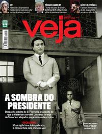 Capa da revista Veja 10/03/2018
