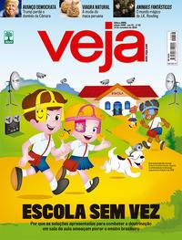 Capa da revista Veja 10/11/2018
