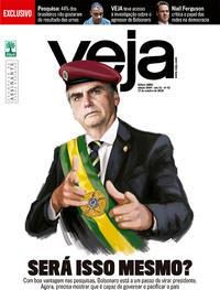 Capa Veja 2018-10-13