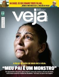 Capa da revista Veja 15/12/2018