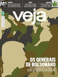 Capa da revista Veja 20/10/2018