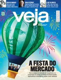 Capa da revista Veja 24/11/2018