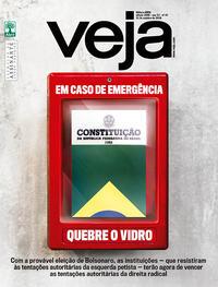 Capa da revista Veja 27/10/2018