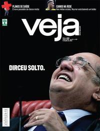 Capa da revista Veja 30/06/2018